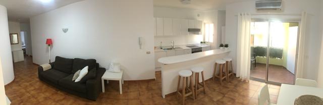Spacious apartment in EL MEDANO